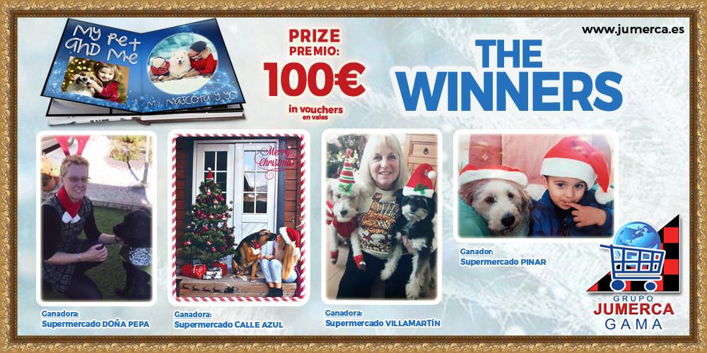 Oferta Mascotas Ganadores F01